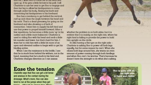 Horse&Rider December 2014