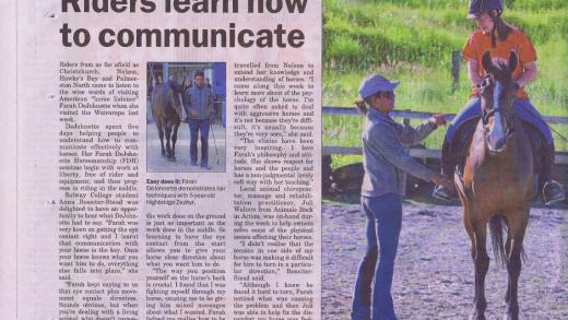 Wairarapa News