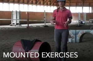 mounted-exercises