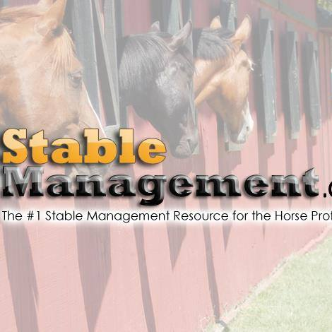 Stable Management Magazine June 2016