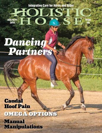Holistic Horse Magazine-Aug/Sept 2016